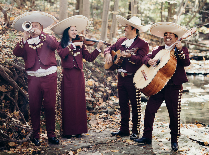 Mariachi Bands and Orchestras